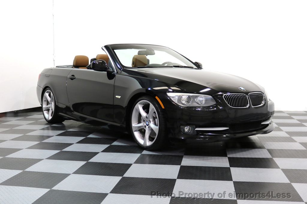 2011 BMW 3 Series CERTIFIED 335i SPORT PACKAGE CABRIOLET - 17025107 - 46