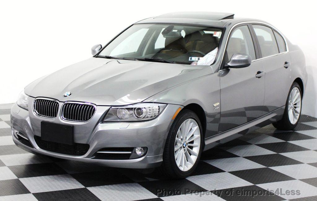 Used BMW Series CERTIFIED Xi AWD SPEED MANUAL - 2011 bmw 335xi