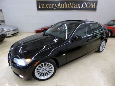 2011 BMW 3 Series DIESEL 425 POUNDS OF TORQUE  Sedan