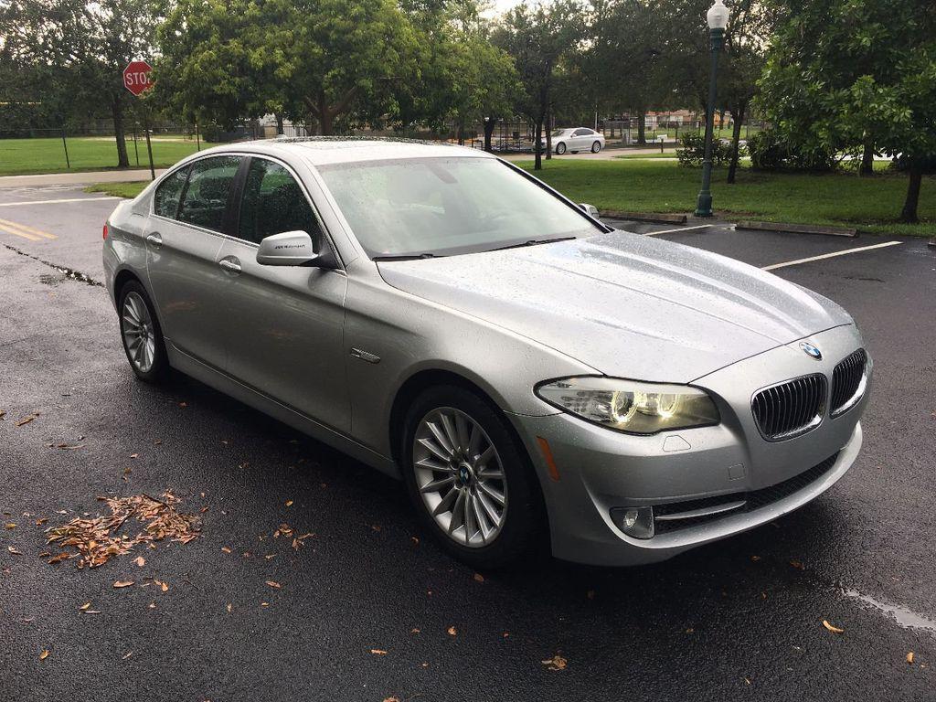 2011 BMW 5 Series 535i Sedan for Sale in Hollywood, FL - $14,997 on ...