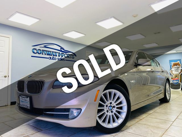 BMW 535I Xdrive >> 2011 Used Bmw 5 Series 535i Xdrive At Conway Imports Serving Streamwood Il Iid 19212788