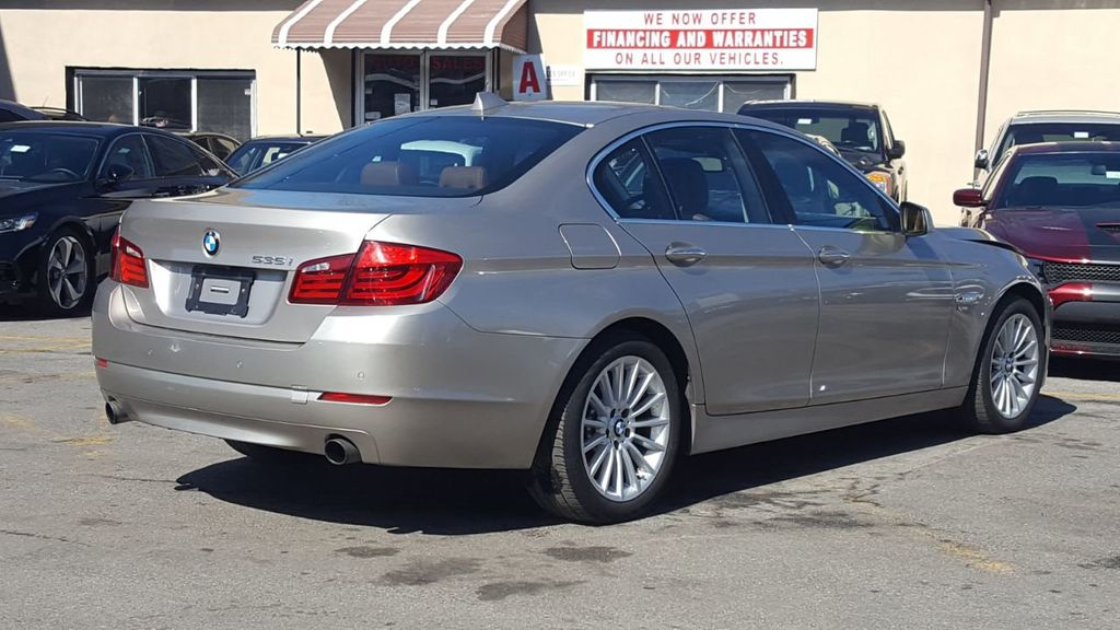 2011 Used Bmw 5 Series 535i Xdrive At Saw Mill Auto
