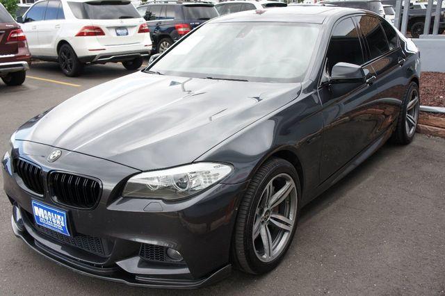 Bmw Dealership Denver >> 2011 Used BMW 5 Series 550i xDrive at Maaliki Motors ...