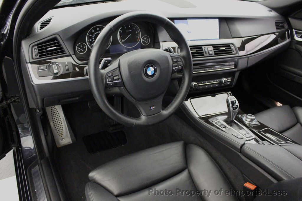 2011 BMW 5 Series CERTIFIED 535i xDRIVE M SPORT NAVIGATION - 16630373 - 22
