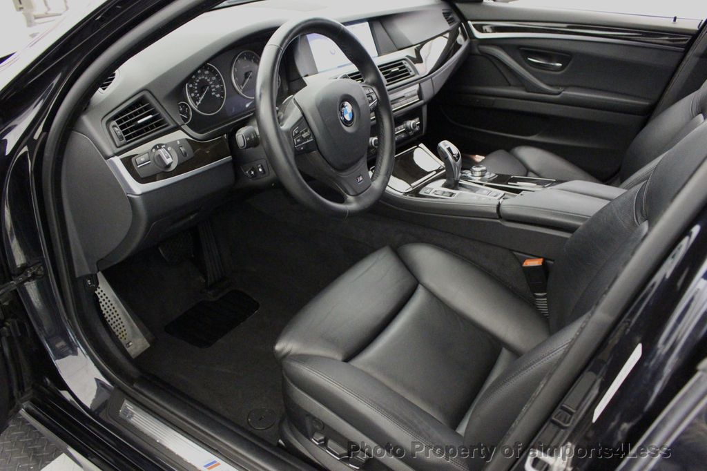 2011 BMW 5 Series CERTIFIED 535i xDRIVE M SPORT NAVIGATION - 16630373 - 40