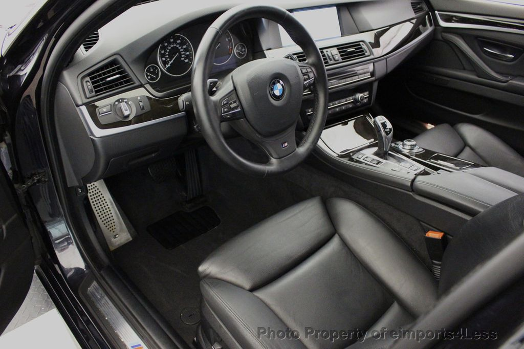 2011 BMW 5 Series CERTIFIED 535i xDRIVE M SPORT NAVIGATION - 16630373 - 7