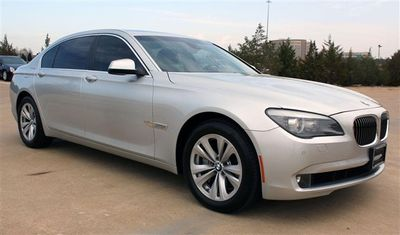2011 BMW 7 Series 740Li PREMIUM LONG BODY VERSION, NAVIGATION, SUNROOF - Click to see full-size photo viewer