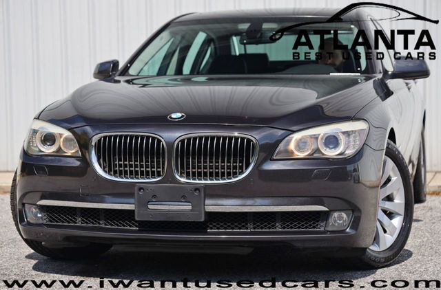 2011 Used Bmw 7 Series 750i With Luxury Seating Premium Sound