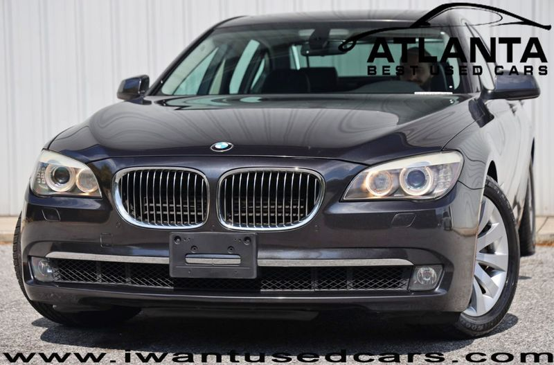 2011 BMW 7 Series 750i with Luxury Seating & Premium Sound Packages - 18155309 - 0