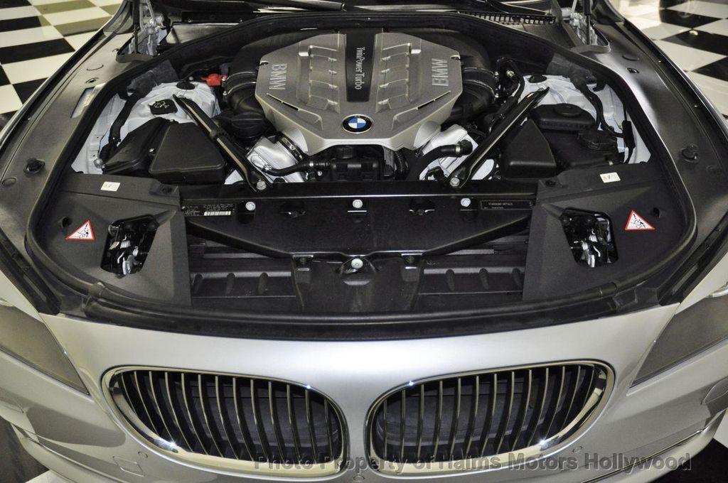 2011 Used BMW 7 Series 750Li at Haims Motors Serving Fort Lauderdale ...