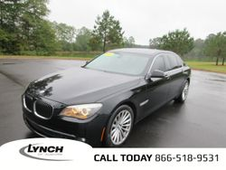 2011 BMW 7 Series - WBAKB8C58BCY65595