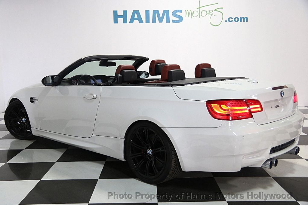 2011 used bmw m3 at haims motors serving fort lauderdale for Fox motors used cars inventory index