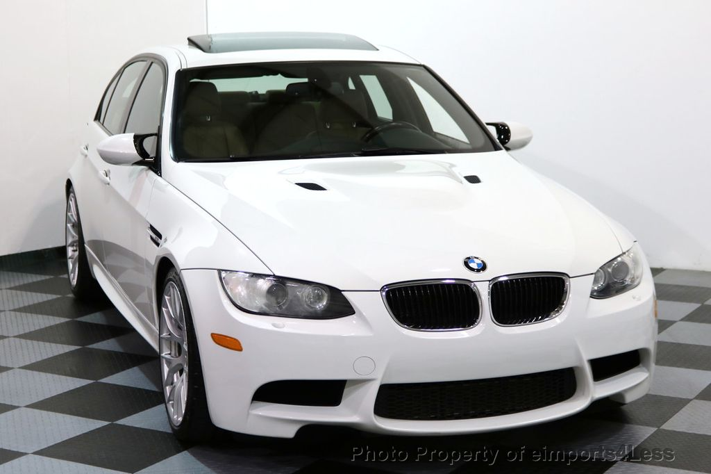 2011 Used BMW M3 CERTIFIED M3 COMPETITION PACKAGE at ...