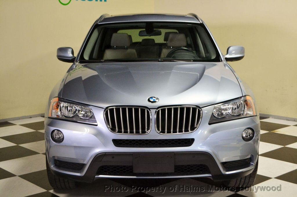 2011 Used BMW X3 28i at Haims Motors Serving Fort Lauderdale ...
