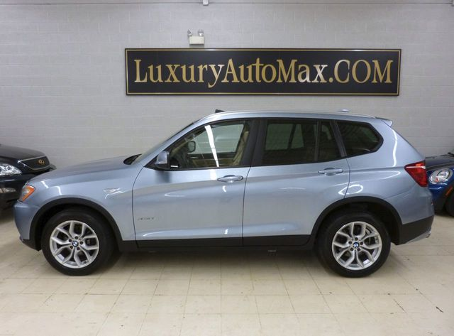 2011 Used BMW X3 35i at Luxury AutoMax Serving Chambersburg, PA, IID ...