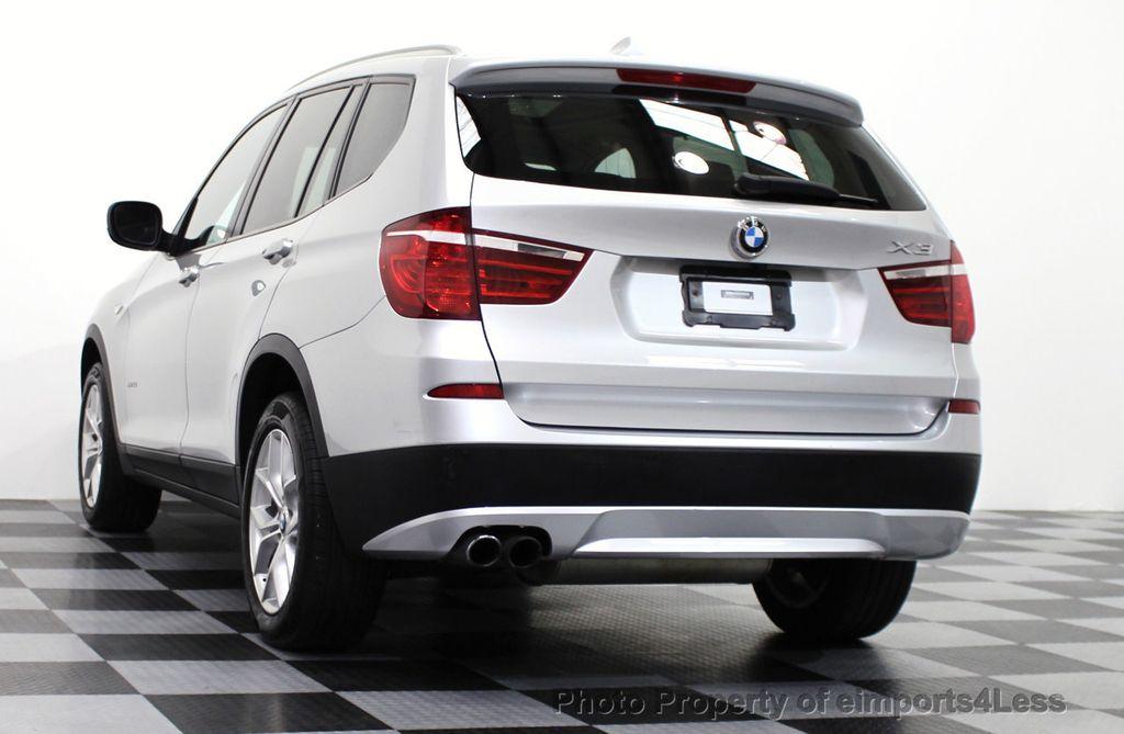 2011 Used BMW X3 CERTIFIED X3 xDRIVE35i AWD SUV CAMERA / NAVIGATION ...