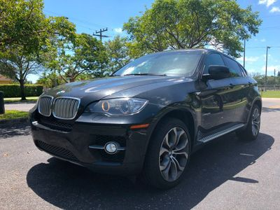 2011 BMW X6 50i SAC