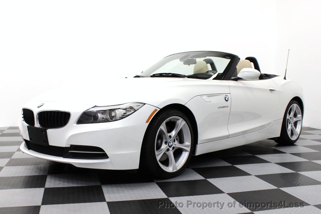 2011 Used BMW Z4 CERTIFIED Z4 sDRIVE30i SPORT PACKAGE ROADSTER at ...