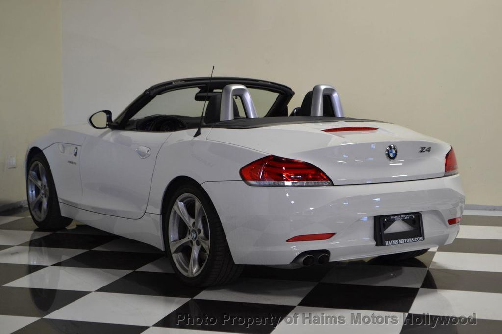 2011 Used BMW Z4 Roadster sDrive30i at Haims Motors Serving Fort ...