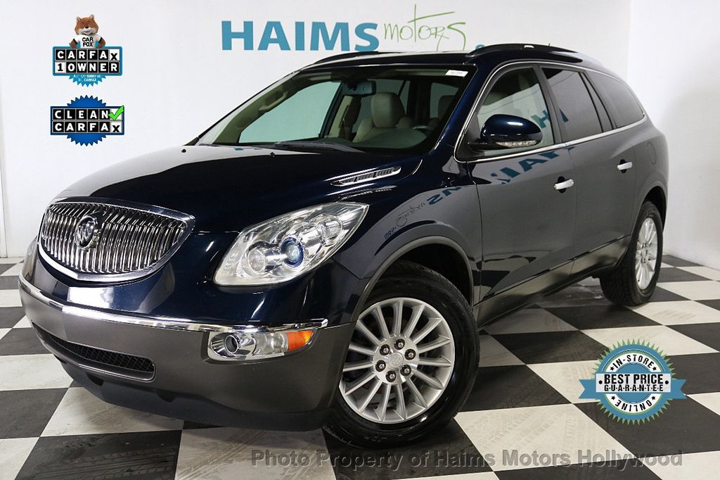 2011 Used Buick Enclave Fwd 4dr Cxl