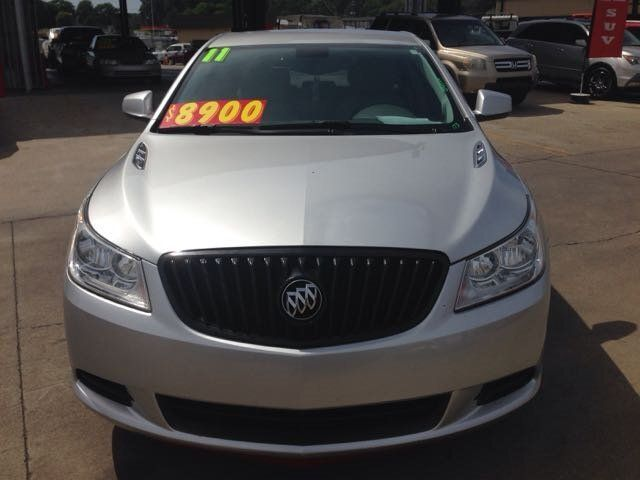 2011 Used Buick LaCrosse 4dr Sedan CX at Birmingham Auto Auction of  Hueytown, AL, IID 19080511