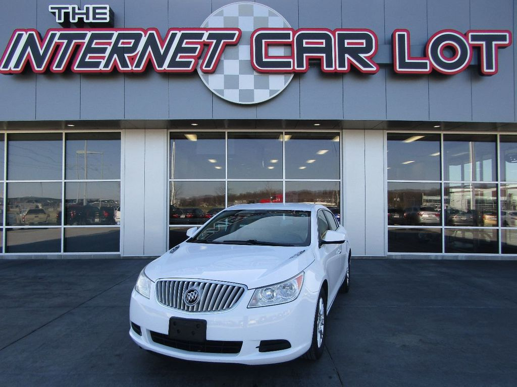 Buick LaCrosse: Cooling System