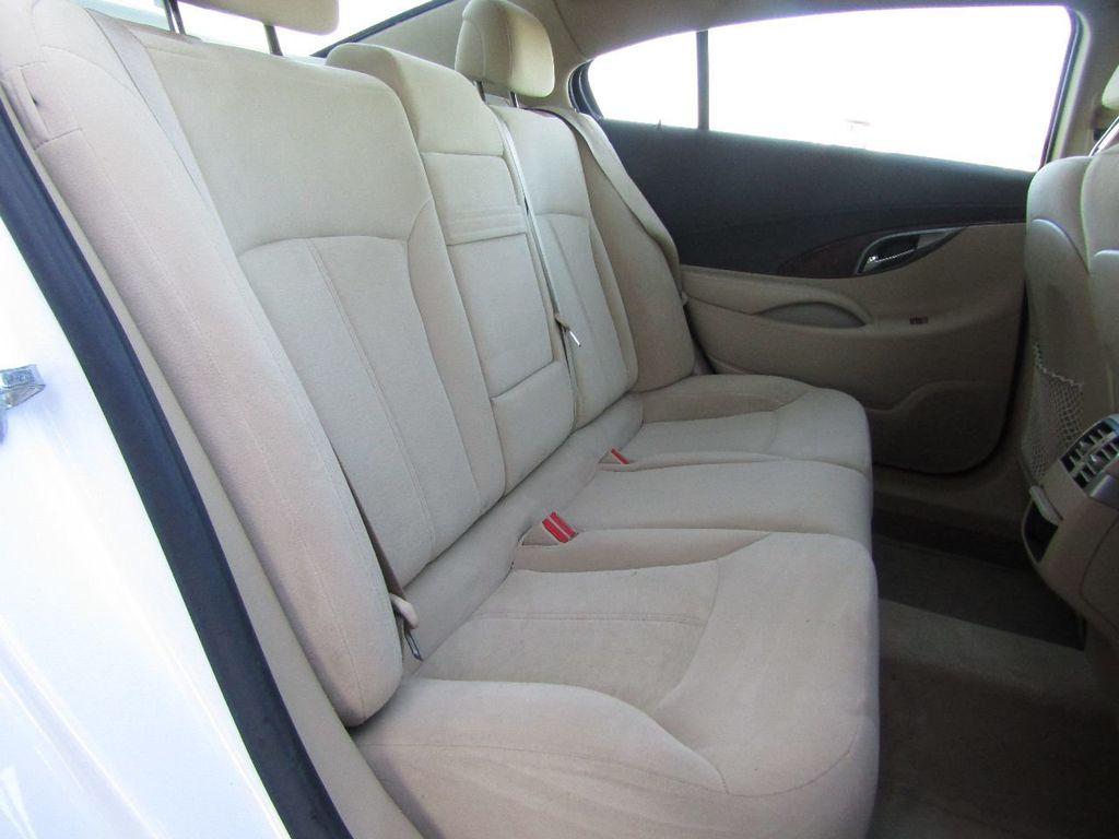 2011 Buick LaCrosse 4dr Sedan CX - 17576705 - 9