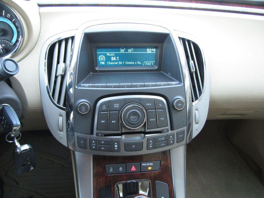 2011 Buick LaCrosse 4dr Sedan CX - 17576705 - 16