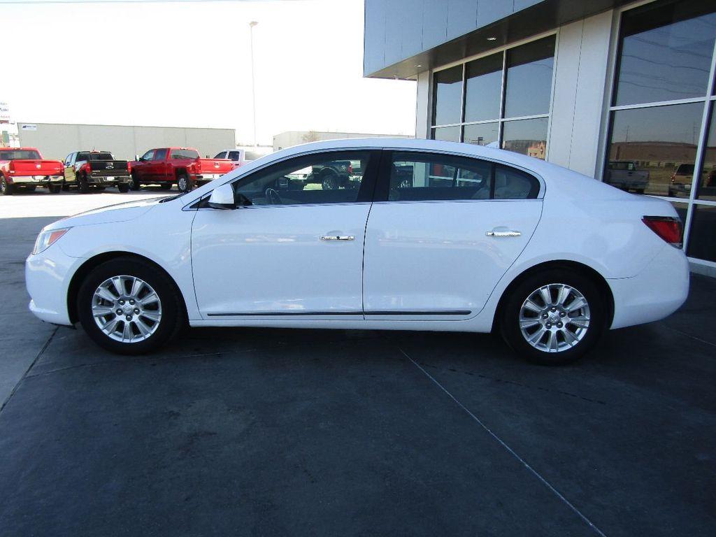 2011 Buick LaCrosse 4dr Sedan CX - 17576705 - 1