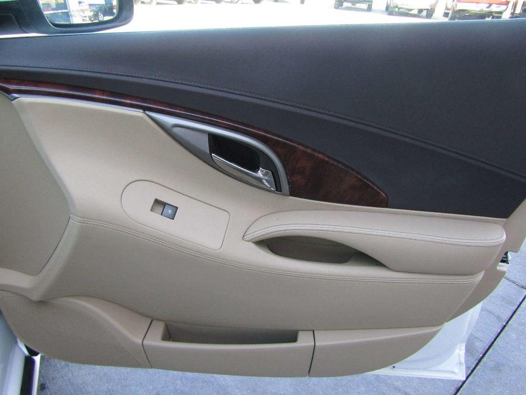 2011 Buick LaCrosse 4dr Sedan CX - 17576705 - 26