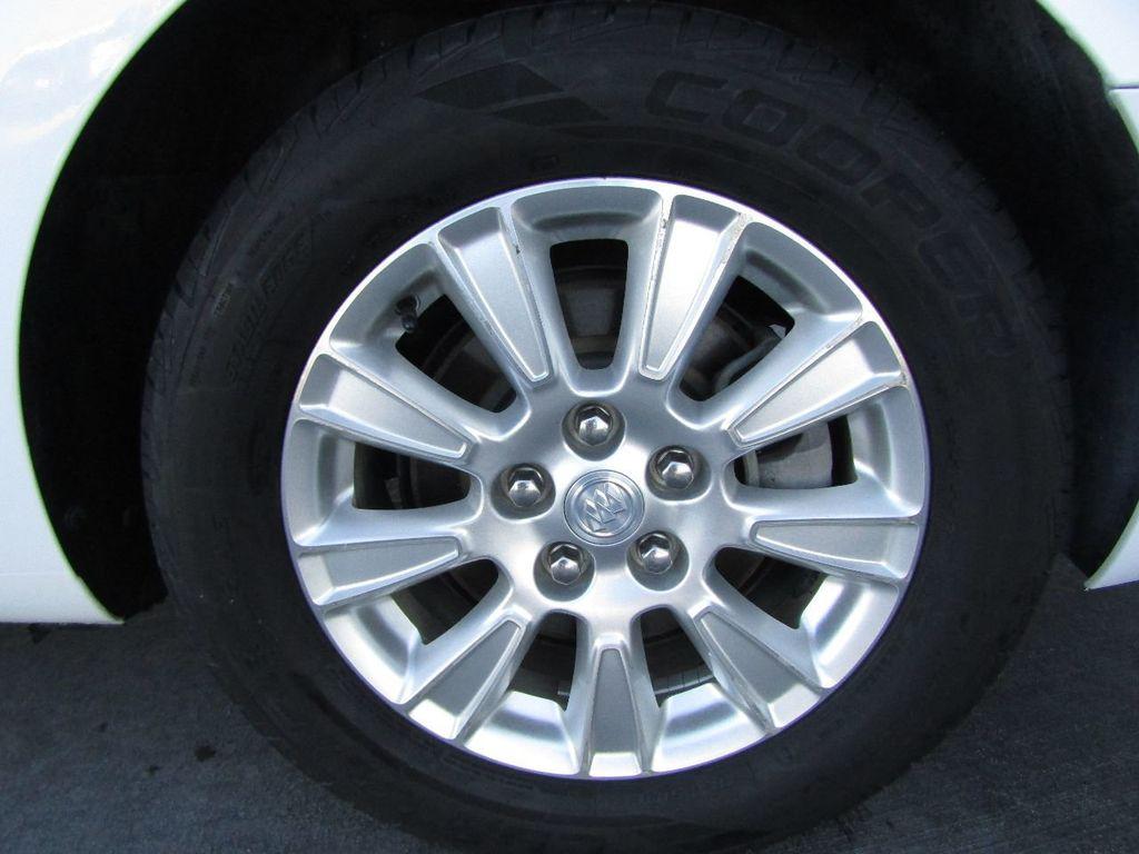 2011 Buick LaCrosse 4dr Sedan CX - 17576705 - 40