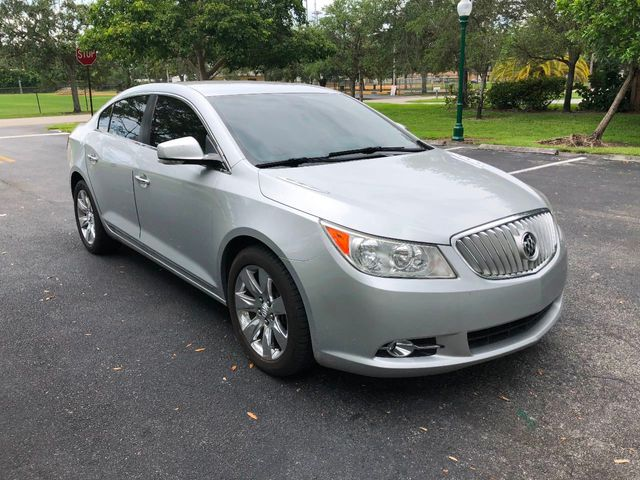 2011 Buick LaCrosse 4dr Sedan CXL FWD - Click to see full-size photo viewer