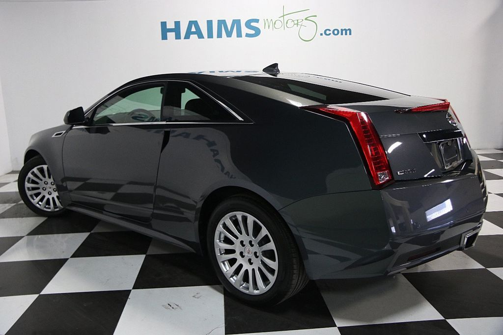 2011 Used Cadillac CTS Coupe 2dr Coupe Performance RWD at ...