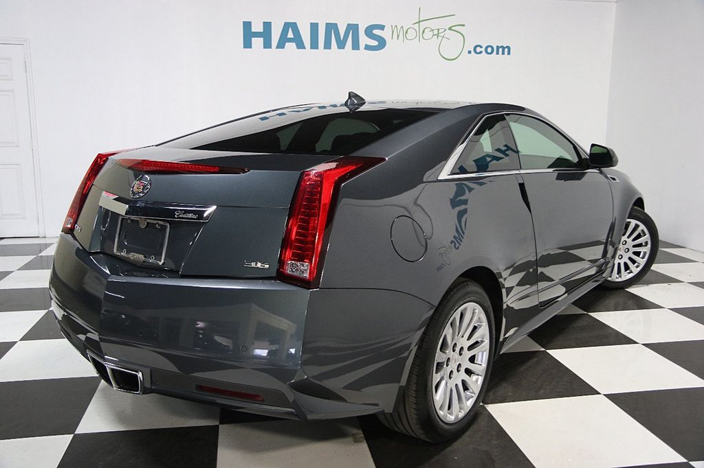 Used Cadillac Cts Coupe >> 2011 Used Cadillac CTS Coupe 2dr Coupe Performance RWD at Haims Motors Serving Fort Lauderdale ...