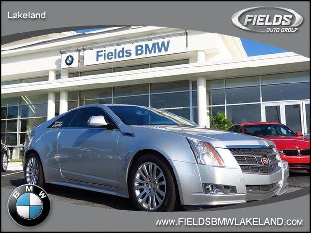 Used Cadillac Cts Coupe >> 2011 Used Cadillac Cts Coupe 2dr Cpe Premium Rwd 2dr Cpe Premium Rwd At Fields Bmw Serving Lakeland Fl Iid 16933925