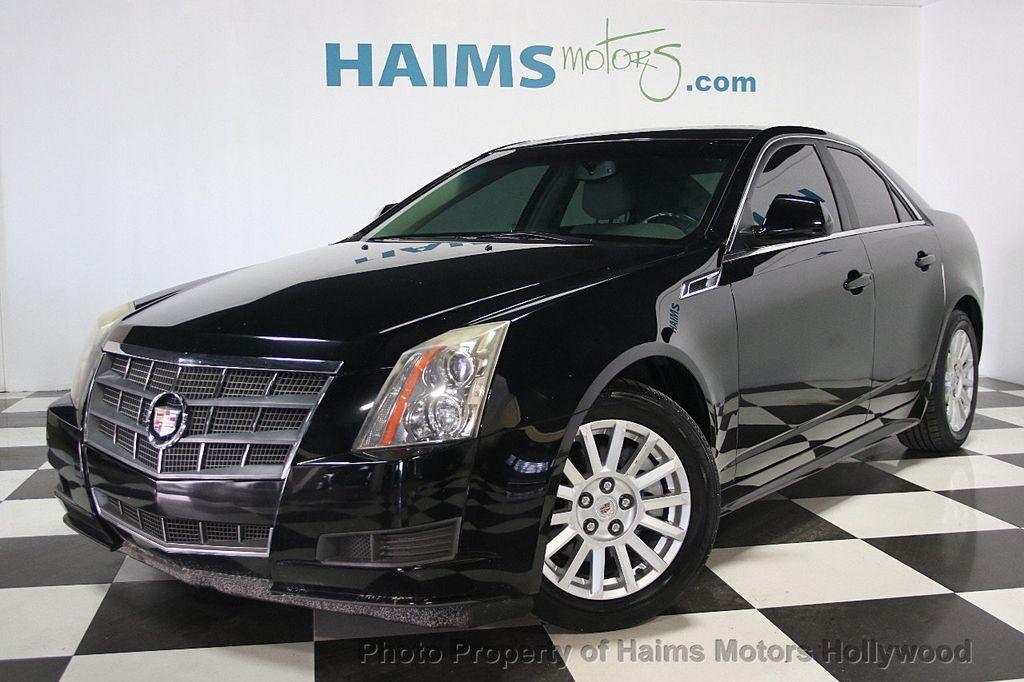 Dr Miami Financing >> 2011 Used Cadillac CTS Sedan 4dr Sedan 3.0L RWD at Haims Motors Serving Fort Lauderdale ...