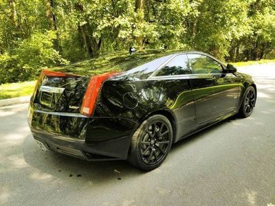 2011 Cadillac CTS-V  - Click to see full-size photo viewer