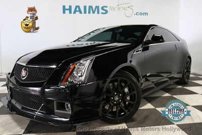 Used Cadillac Cts Coupe >> 2011 Used Cadillac Cts V Coupe 2dr Coupe At Haims Motors Serving Fort Lauderdale Hollywood Miami Fl Iid 18864108