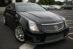 2011 Cadillac CTS-V Coupe - 1G6DV1EP0B0130705