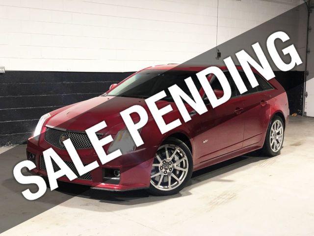 Cadillac Cts-V Wagon For Sale >> 2011 Cadillac Cts V Wagon 5dr Wagon 6 2l Wagon For Sale Addison Il 29 945 Motorcar Com