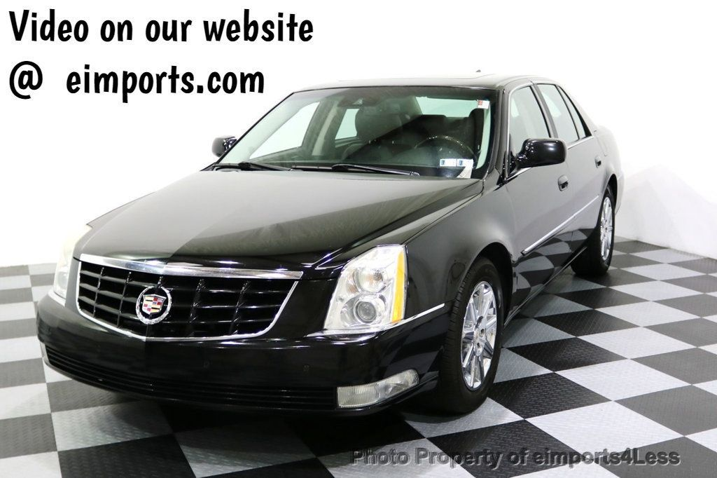 2011 Cadillac DTS DTS PREMIUM COLLECTION MOONROOF NAVIGATION - 17718773 - 0