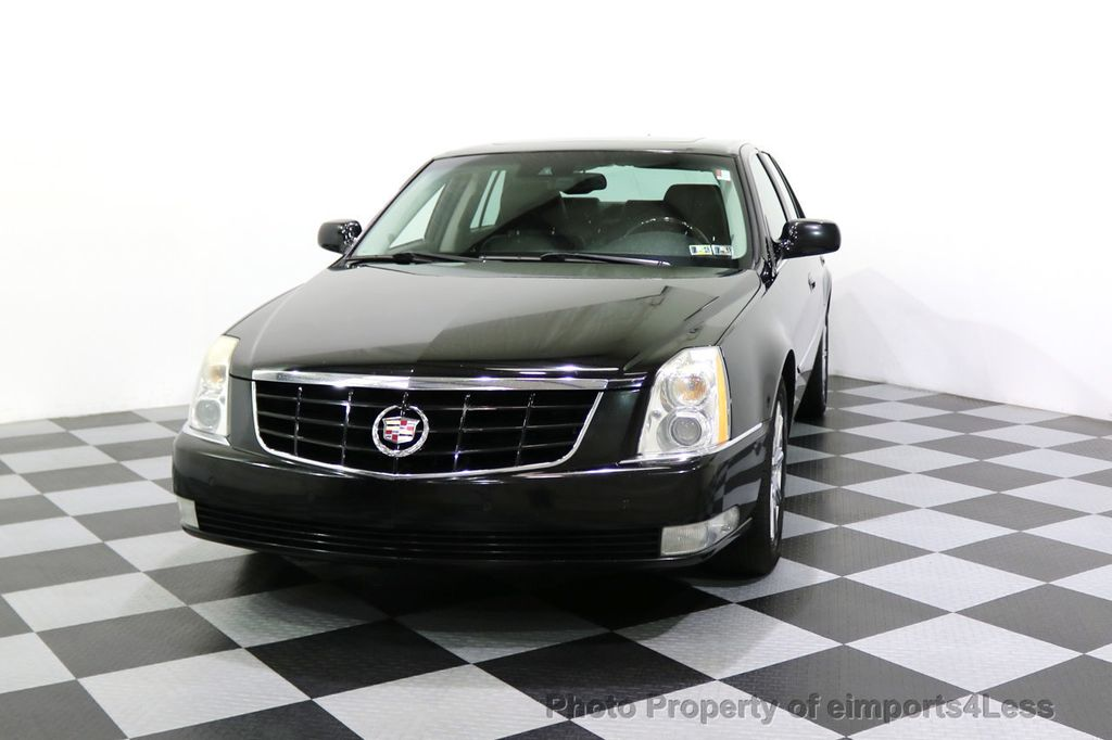 2011 Cadillac DTS DTS PREMIUM COLLECTION MOONROOF NAVIGATION - 17718773 - 13