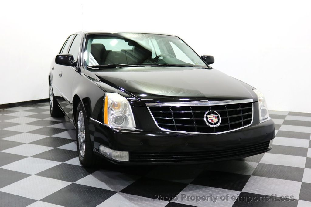2011 Cadillac DTS DTS PREMIUM COLLECTION MOONROOF NAVIGATION - 17718773 - 14