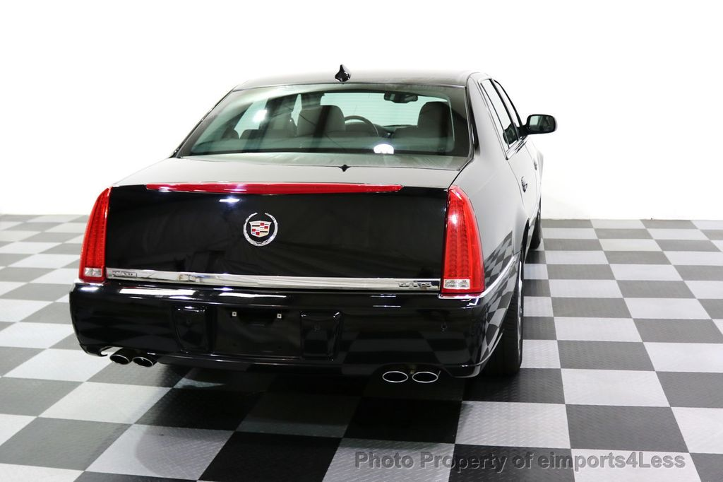 2011 Cadillac DTS DTS PREMIUM COLLECTION MOONROOF NAVIGATION - 17718773 - 17