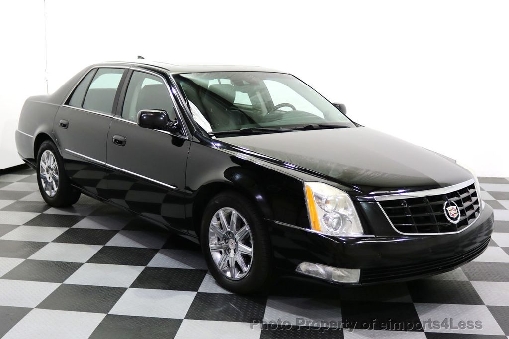 2011 Cadillac DTS DTS PREMIUM COLLECTION MOONROOF NAVIGATION - 17718773 - 1
