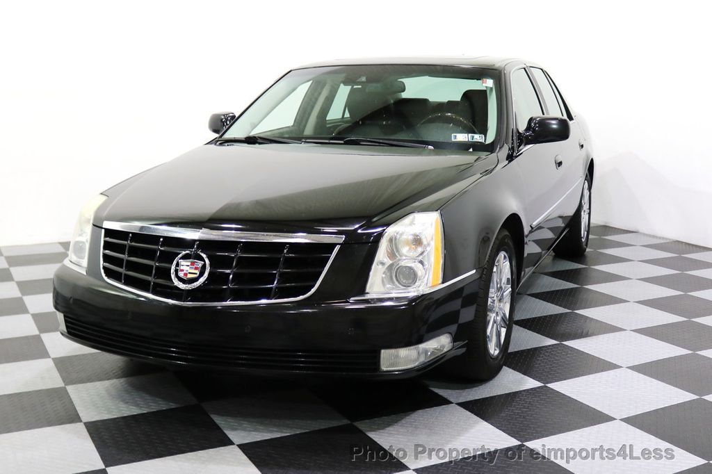 2011 Cadillac DTS DTS PREMIUM COLLECTION MOONROOF NAVIGATION - 17718773 - 27