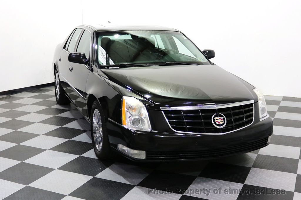 2011 Cadillac DTS DTS PREMIUM COLLECTION MOONROOF NAVIGATION - 17718773 - 28