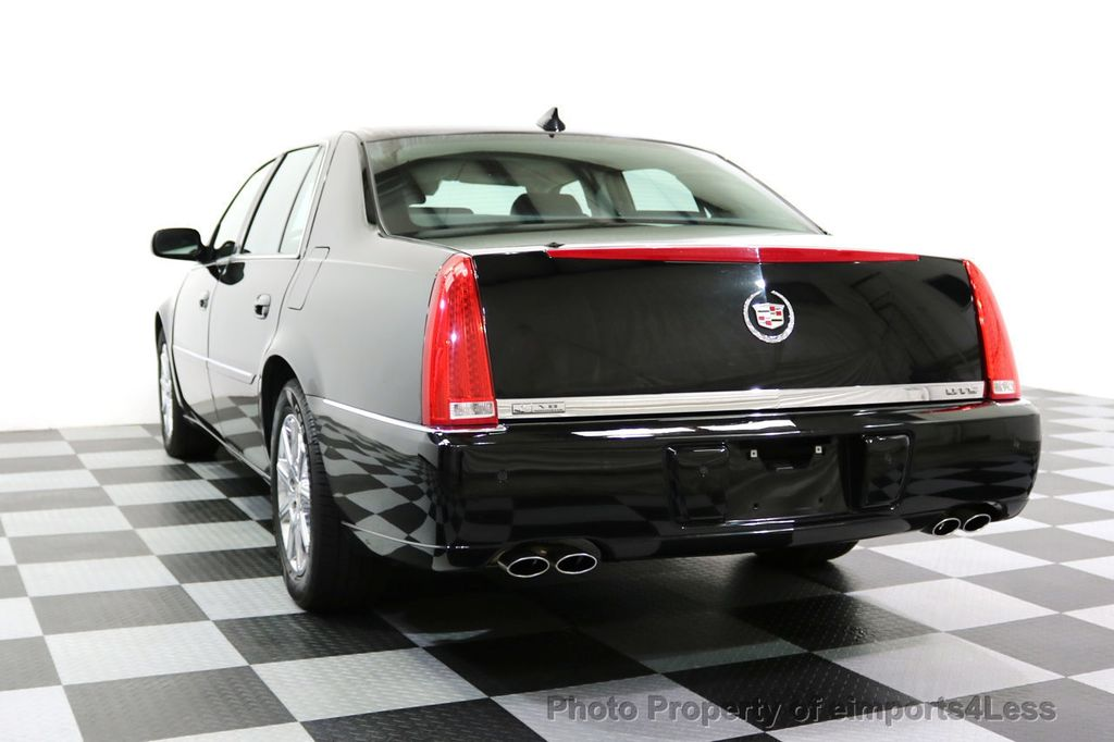 2011 Cadillac DTS DTS PREMIUM COLLECTION MOONROOF NAVIGATION - 17718773 - 29