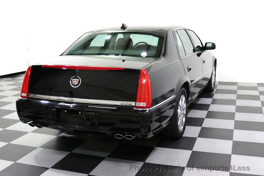 2011 Cadillac DTS DTS PREMIUM COLLECTION MOONROOF NAVIGATION - 17718773 - 3