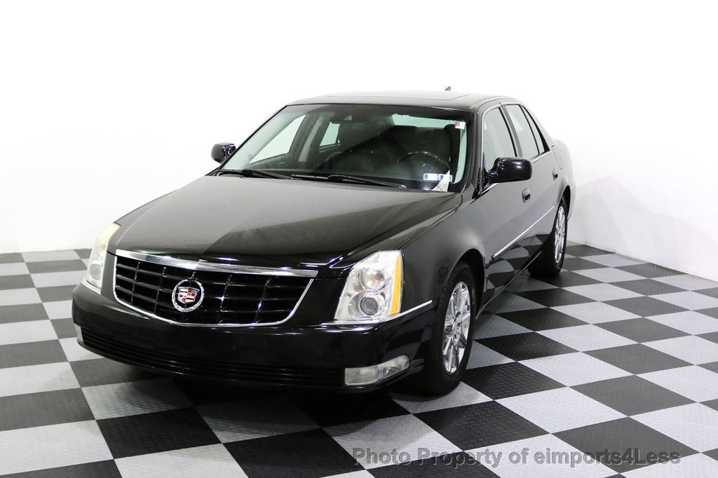 2011 Cadillac DTS DTS PREMIUM COLLECTION MOONROOF NAVIGATION - 17718773 - 43